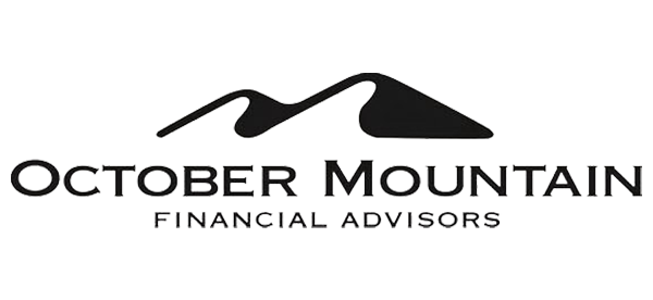 Logo for October Mountain Financial Advisors