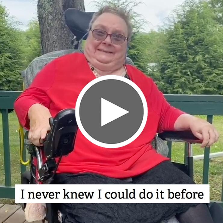 Carol Neuhaus Testimonial Video
