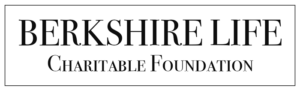 """Graphic text reading """"Berkshire Life Charitable Foundation"""""""