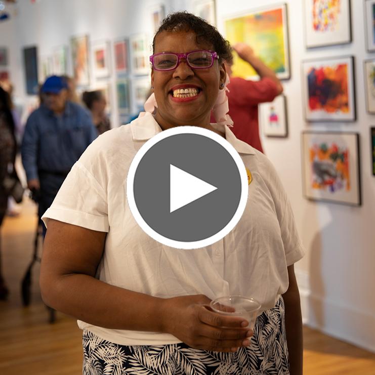 Natasha Lorick – Self Portrait Video