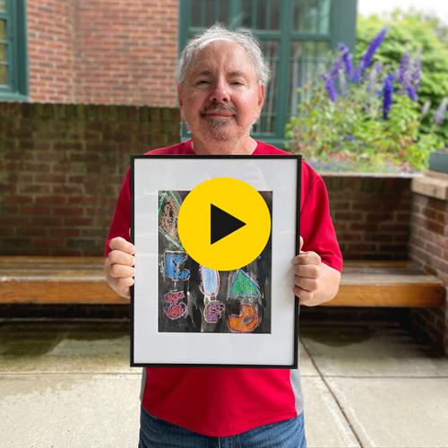 Doug Magoon – 2021 Art Talk Video
