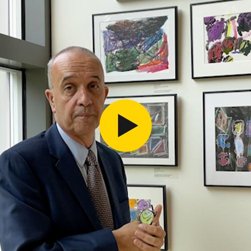 Olivier Meslay – 2021 Art Talk Video